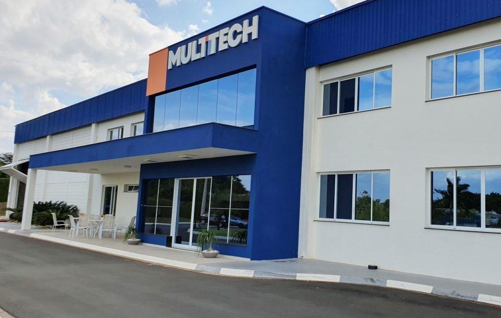 fachada multittech Qualidade e Soluções em Engenharia e Software