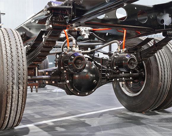 chassis veicular Automotivas