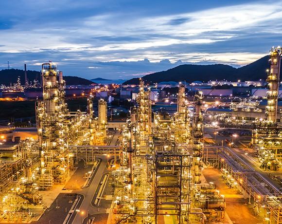 ensaio em campo oleo Óleo e Gás
