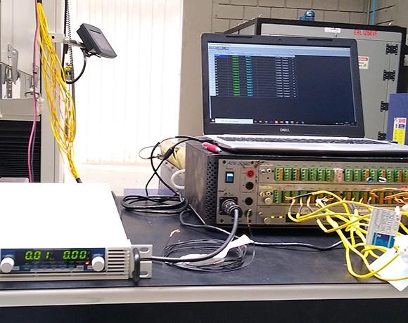 laboratorio eletronica TechCenter