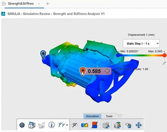 analise estrutural durabilidade v3 Equipamentos Industriais