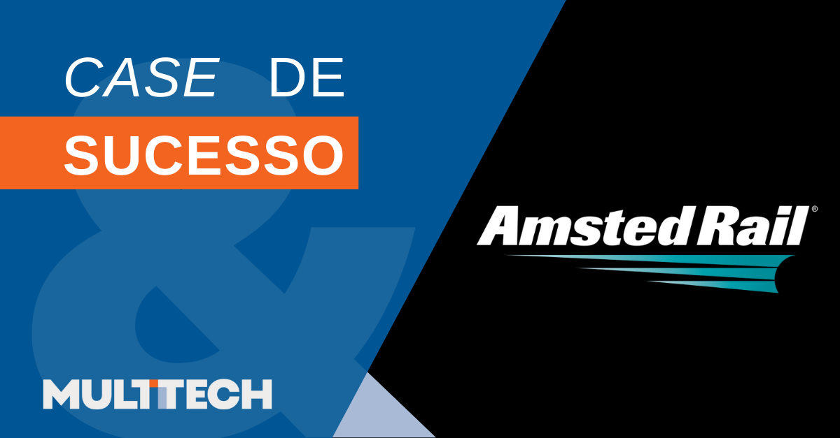 CASE AMSTED LinkedIn Case de sucesso - Amsted Rail